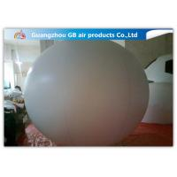 Wholesale Colorful Inflatable Advertising Balloon / Flying Saucer Helium Balloon from china suppliers