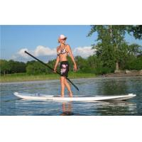 Wholesale Customized Blow Up Stand Up Paddle Board , Inflatable Race Sup Eco Friendly from china suppliers