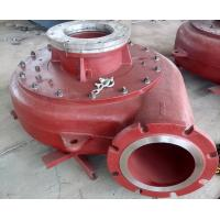 Wholesale High Performance Mining Slurry Pump Diesel Mud Pump Hard Metal / Rubber Matrial from china suppliers