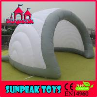 Wholesale TEN-2047 Tent Inflatable For Advertising  Inflatable Stage Tent  Inflatable Dome Tent from china suppliers