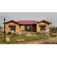 Wholesale Long life time prefabricated construction , WPC House with Light Gauge Frame from china suppliers