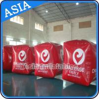 Wholesale Inflatable Swim Buoy In Cube Shape For Water Triathlons Advertising from china suppliers