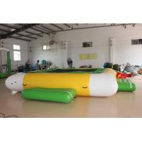 Wholesale Water playroud Inflatable Water Trampoline from china suppliers
