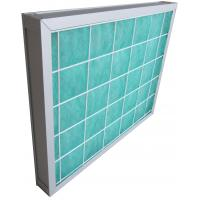 Wholesale Aluminum Frame Pleated Panel Pre Air Filters for Home / Residential ISO9001 from china suppliers