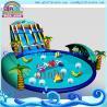 Buy cheap Guanghou QinDa Big Swimming Pool, Big Pool, PVC Pool, Gardon Pool, Water Game from wholesalers