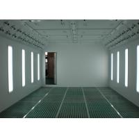 Wholesale High Precision Waterborne Spray Booth Equipment Industrial Full Grilles Floor from china suppliers