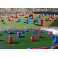 China Professional Inflatable Garden Toys Inflatable Sup Airball Bunkers Area on sale