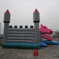 Wholesale Hansel Lovely Lawn dinosaur Inflatable Bounce House for Kids from china suppliers