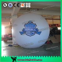 Wholesale Big PVC Red Custom Inflating Helium Balloon Show Air Floating Ball from china suppliers