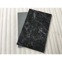 Wholesale Marble pattern Aluminum Composite Building Panels , ACM Aluminum Panels  from china suppliers