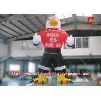 Buy cheap Oxford Gant Inflatable Cartoon Characters , Inflatable Eagle Cartoon For from wholesalers