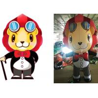Wholesale Clown Air Balloon Custom Inflatable Promotional Items Light And Small After Deflated from china suppliers