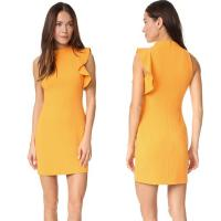 Wholesale Sleeveless Elegant Office Dresses For Lady from china suppliers