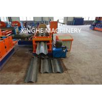 Wholesale Smart Highway Guardrail Roll Forming Machine For 2 Wave Galvanized Guardrail from china suppliers