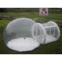 Wholesale Outdoor Single Tunnel Inflatable Bubble Camping Tent from china suppliers