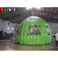 Wholesale Air tight inflatable dome with transparent windows,inflatable tent,marquee KST003 from china suppliers