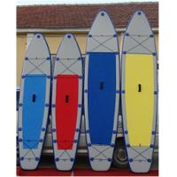 Wholesale Lightweight Inflatable Stand Up Paddle Board , Inflatable Surf Sup Tearproof from china suppliers