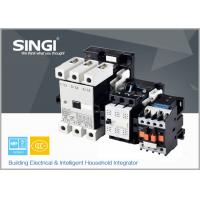 Wholesale DC / AC Magnetic Contactor , 9A - 115A 3P 4P Electrical Magnetic Contactor from china suppliers