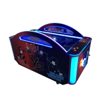 Buy cheap Waterproof Mini Air Hockey 3D Coin Operated Game Machine from wholesalers