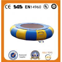 Wholesale 2015high quality inflatable water trampoline from china suppliers