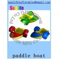 Wholesale paddle boat from china suppliers