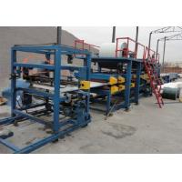 Wholesale Corrugated Aluminum Steel Stud Roll Forming Machine With 17 - 44 Rows Rollers from china suppliers