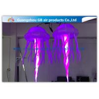 Wholesale Durable Inflatable Medusa Air Acaleph / Multicolor Inflatable Sea Jelly from china suppliers