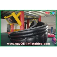 China 4 X 6m or Customized Size Inflatable Bouncy Jumping Toy Castle  Water Slide for Kids on sale