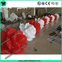 Wholesale Wedding Inflatable Decoration,Decoration Inflatable Flower,Inflatable Flower Chain 10m from china suppliers
