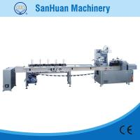Wholesale Professional Infusion Paste Medical Packing Machine With Three Sides Sealing 30-120 Bags/min from china suppliers
