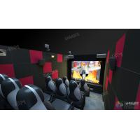 Wholesale Mini Mobile 5D Cinema Theater For Science / Amusement Novel And Unique Experience from china suppliers