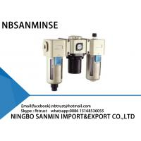 Compressor Air Regulator Moisture Filter Airtac Type GC Series ISO9001 Certification