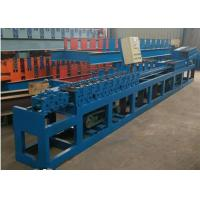 Wholesale 5.5KW Roll Shutter Door Forming Machine , Steel Stud Roll Forming Machine from china suppliers