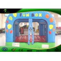China Inflatable Bouncy Castle Slide For Playground , Commercial Grade Bounce House on sale
