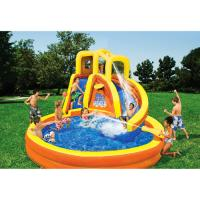 Wholesale Hot inflatable water slide from china suppliers