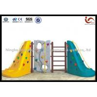 Wholesale kids climbing wall.plastic toys,Outdoor playground equipment from china suppliers