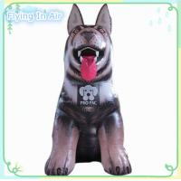 Wholesale 3m Height Inflatable Wolf Dog for Decoration from china suppliers
