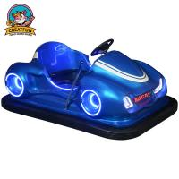 Buy cheap Anti Collision Amusement Park Bumper Cars With Plus Rubber And Foam Cotton from wholesalers