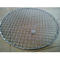 Wholesale Barbecue crimped wire mesh,Stainless Steel Barbecue Wire Mesh for Roast from china suppliers