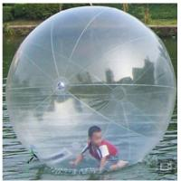 Wholesale Kids Transparent Inflatable Water Walking Ball , TPU 2m Water Walking Ball from china suppliers