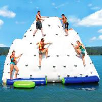 Wholesale Customized Inflatable Water Park Water Sports Equipment Digital Printing from china suppliers