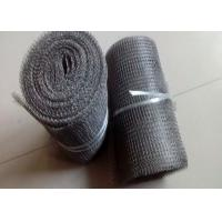 Wholesale Gas Liquid Filter Stainless Steel Knitted Wire Mesh Plain Weave 0.5-2m Width from china suppliers