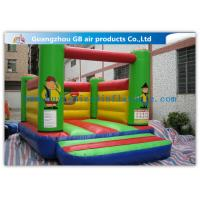 Wholesale Durable Soft Childrens Indoor Bouncy Castle Toddler Bouncer 4.2 * 3 * 2.7m from china suppliers