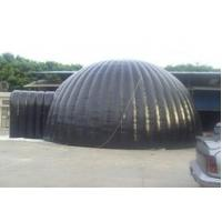 Wholesale Black 0.45mm Outdoor Inflatable Marquee , Giant Inflatable Dome Tent For Party from china suppliers