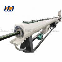 Wholesale Servo Motor Plastic Pipe Extrusion Line Green Environmental Protection from china suppliers