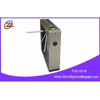 Wholesale Magnetic Tripod Turnstile Gate , Camera system / Facial Scanner tripod barrier from china suppliers