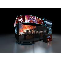 Quality Removable 5D Movie Theater 7D Entertaining Simulator High Definition for sale