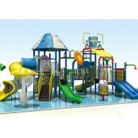 Wholesale Durable Safe Residential Aqua Park Equipment / Children Water Playground from china suppliers