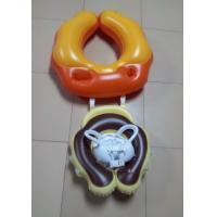 Wholesale inflatable mother and child swimming ring, mother and baby float swim ring from china suppliers