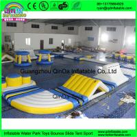China Inflatable Floating Water Park Equipment, Giant Inflatable Water Games for Adult, Harrison Inflatable Water Park on sale